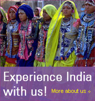 Experience India with us!